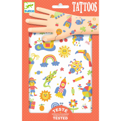 Tattoos - So Cute von Djeco