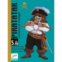 Kartenspiel Piratatak von...