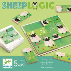 Knobelspiel Sheep logic von...