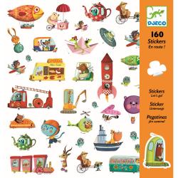 160 Let's go! Sticker von...