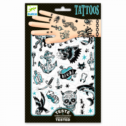 Tattoos Dark side von Djeco