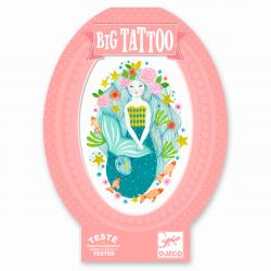 Big Tattoo Aquablau von Djeco
