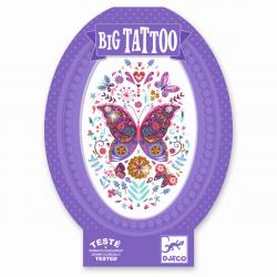 Big Tattoo Schmetterling...