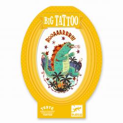 Big Tattoo Feuerdrache von...