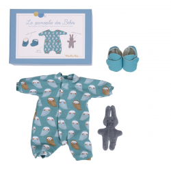 Puppenkleidung Pyjama-Set...