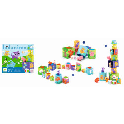 Spiel - Ludanimo von Djeco