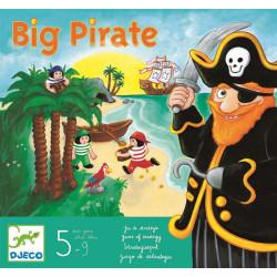 Spiel - Big Pirate von Djeco