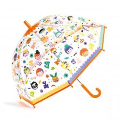 Farbwechsel-Regenschirm für...
