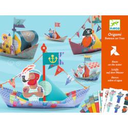Origami Schiffe von Djeco