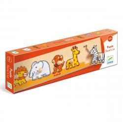 Holz Puzzle Savanna von Djeco
