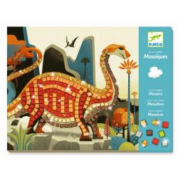 Mosaik - Dinosaurier von Djeco