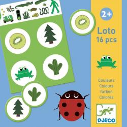 Lernspiele: Loto Farben von...