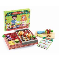 Kinderküche Grillstation...