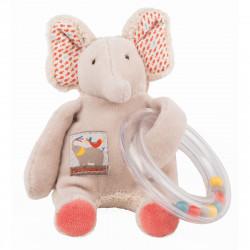 Ring-Rassel Elefant Les...