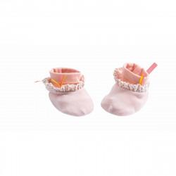 Babyschühchen rosa Il etait...