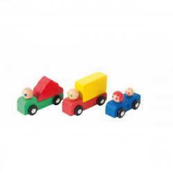 Auto und Camion aus Holz...