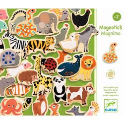 Holz Magnete Magnimo von Djeco