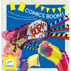 Geburtstag Comics boom von...
