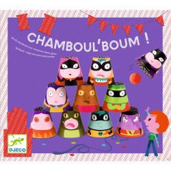 Geburtstag Chamboul' Boum...