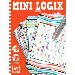 Mini logix: Sudoku von Djeco