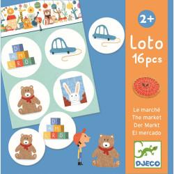 Lernspiele: Loto Der Markt...