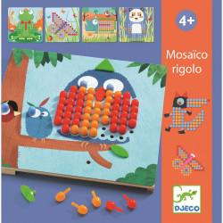 Lernspiele: Mosaico rigolo...