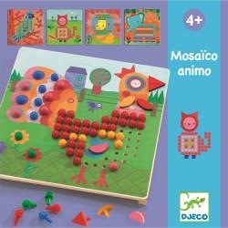 Lernspiele: Mosaico animo...