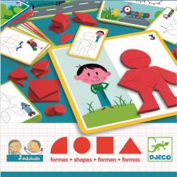Lernspiele: éduludo Formen...
