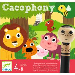 Spiele: Cacophony von Djeco