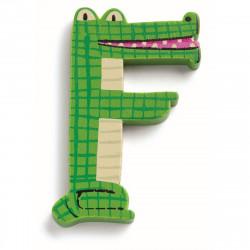 F - Tier Holzbuchstaben von...