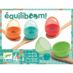 Equiliboom - Eierlaufspiel...