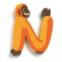 N - Tier Holzbuchstaben von...
