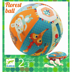 Ballonhülle Wald von Djeco