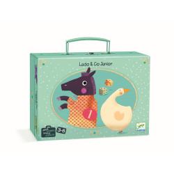 2 Spiele: Nomad Ludo & Co...