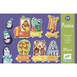 Duo Puzzle Erstes Zählen I...